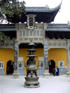 Jinshan-Tempel, Zhenjiang