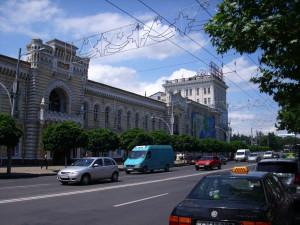 Chisinau_Stadtverwaltung