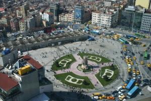Taksim-Platz