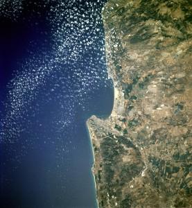 Die Haifa-Bucht
