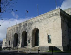 Konzertsaal Brangwyn-Hall