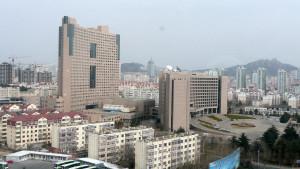 Sitz der Stadtverwaltung