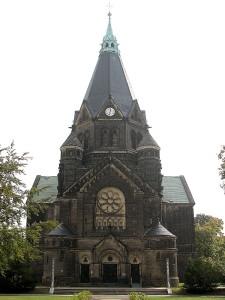 Trinitatiskirche in Riesa