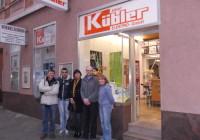 Drei Praktikanten aus Toulon zu Gast in Mannheim