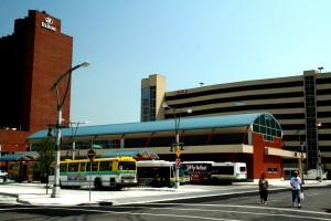 Zentraler Busbahnhof Windsor