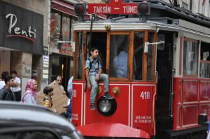 beyoglu_historische_tram