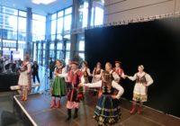 Tanzgruppe Kujawiak im Rosengarten und Konzerte mit Gästen aus Bydgoszcz