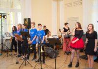 Schülerinnen und Schüler reisen nach Bydgoszcz