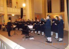 Mädchenchor aus Klaipeda/Memel zu Gast in Mannheim
