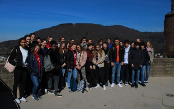 Lessing-Gymnasium: Austauschbericht Toulon → Mannheim ( 16.03.19 – 22.03.19 )